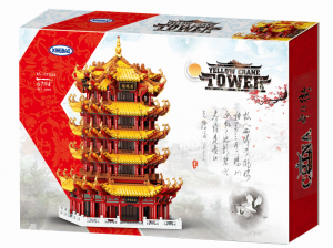 Yellow Crane Tower (without mini figure)