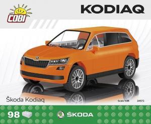 Skoda Kodiaq, orange
