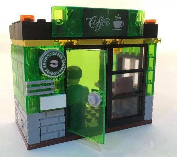 Kaffee Laden