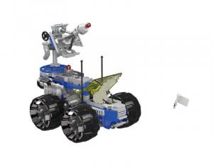 Space Exploration, Exploration Vehicle