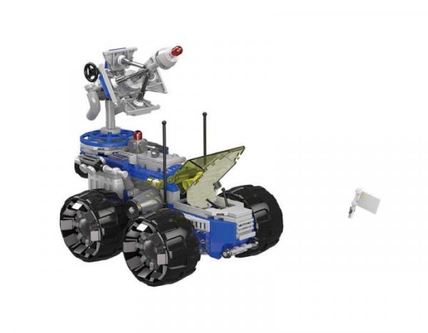 Weltraumforschung, Erkundungsfahrzeug