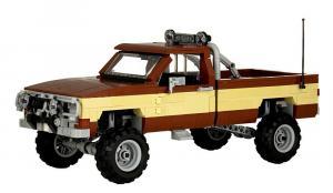 Stuntman Truck