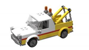 Tankstellen Service Truck