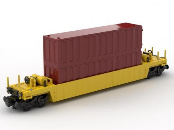 Container Car 40 ft