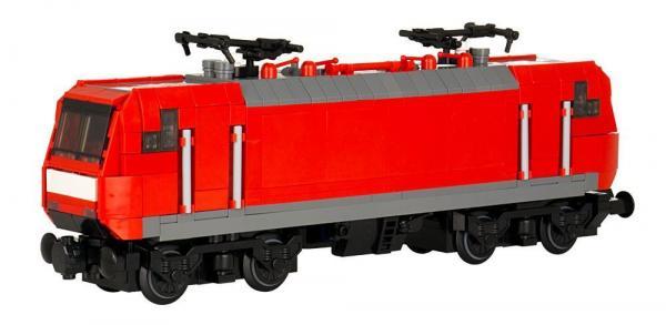 Locomotive BR 146