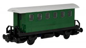 Passenger car with shelter V2 5 pieces set