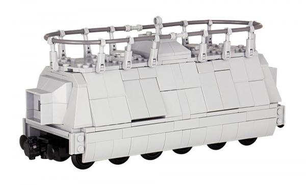 Tank train Command vehicle