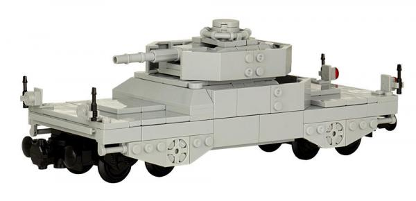 Panzerzug Panzerjäger