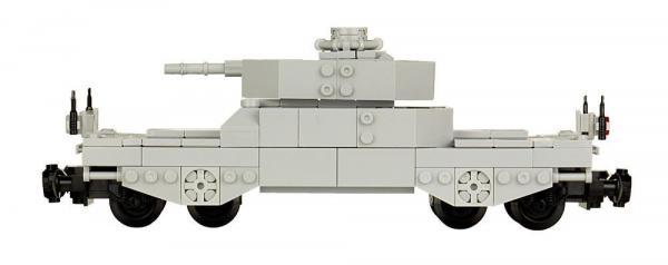 Panzer train Tank destroyer