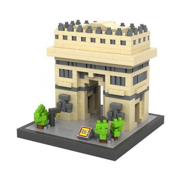 Triumphal Arch  small version (Diamond Blocks)