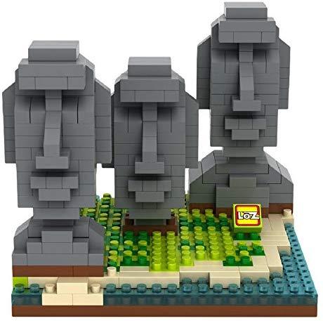Osterinsel  (Diamond Blocks)