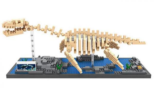 Plesiosaurier (Diamond Blocks)