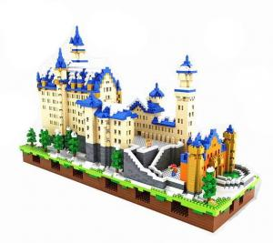 New Swan Stone Castle (big) (Diamond Blocks)