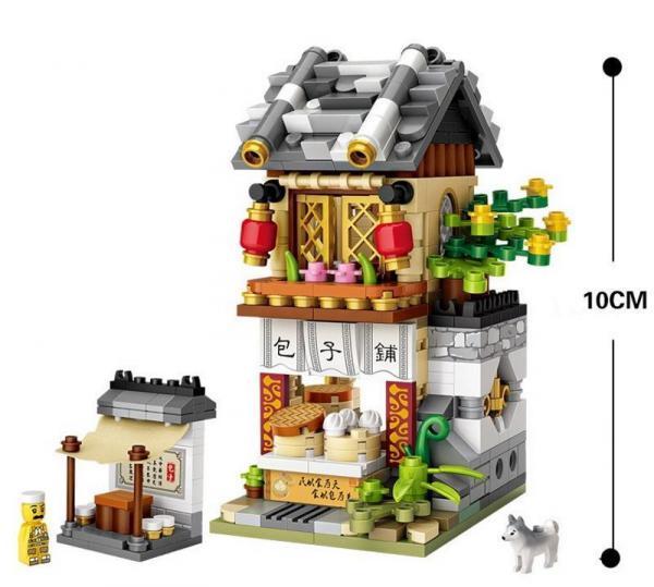 Bäckerei (mini blocks)