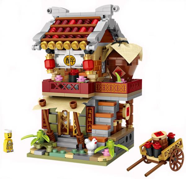 Tavern (mini blocks)