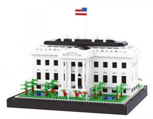 US Weißes Haus (diamond blocks)