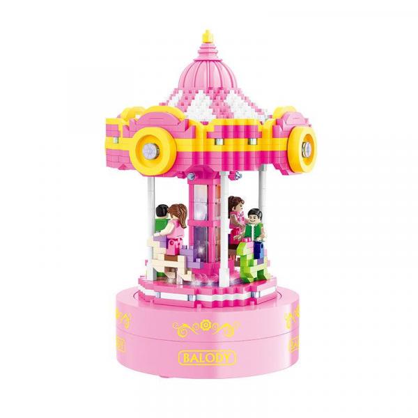 Carousel (diamond blocks)