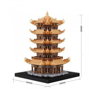 Yellow Crane Tower (diamond blocks)