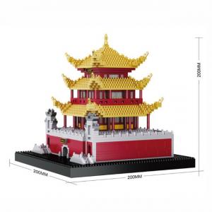 Yueyang Tower  (diamond blocks)