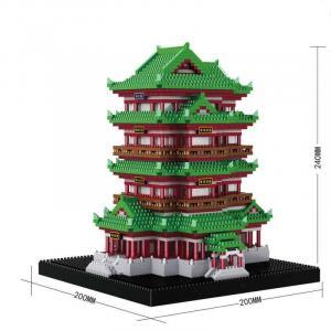 Tengwang Pavillon (diamond blocks)