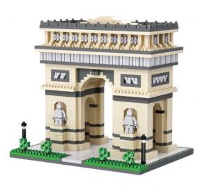 Triumphal Arch (diamond blocks)
