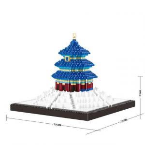 Tempel des Himmels (diamond blocks)