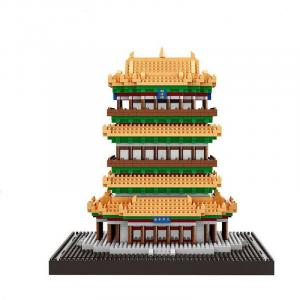Guanque Tower  (diamond blocks)