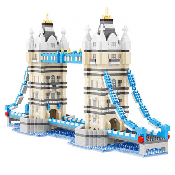 London Bridge (diamond blocks)