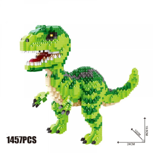 Velociraptor (diamond blocks)