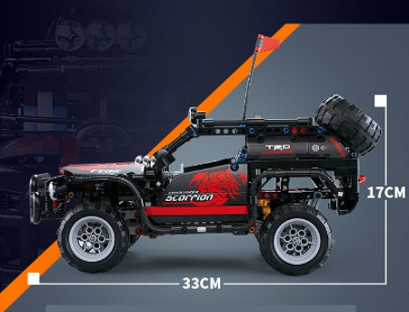 Skorpion Geländewagen
