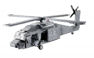 Militär Hubschrauber UH-60 Black Hawk
