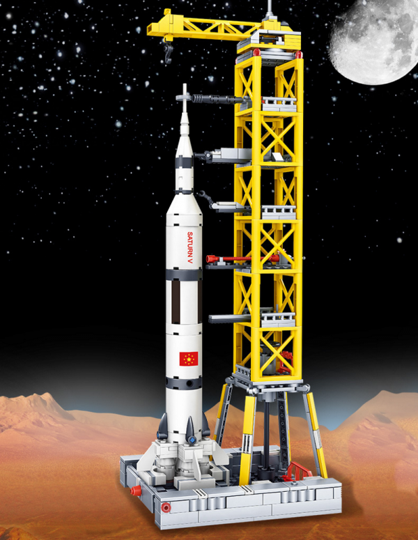 SPACE Rakete