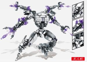 """Roboter (Figuren """"geköpft"""")"""