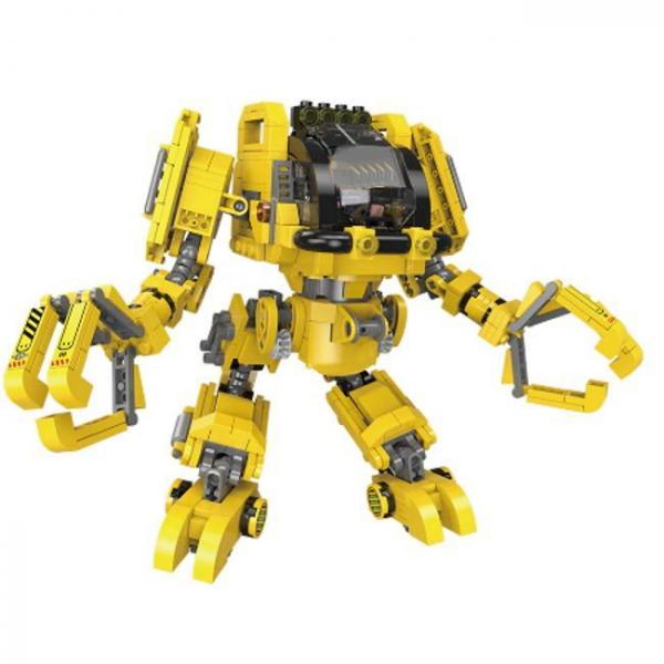 Roboter Engineer