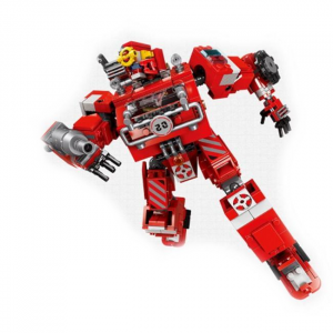 Roboter Fire Rescue