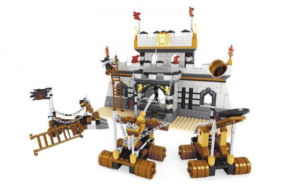 Belagerung der Festung