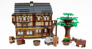Farm - Medieval Mansion + Tavern
