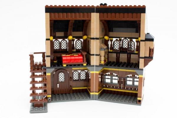 Farm - Medieval Mansion + Tavern