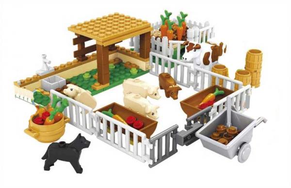 Farm - Animal feeding