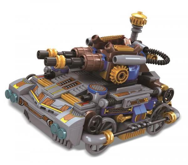Steam Age Tank