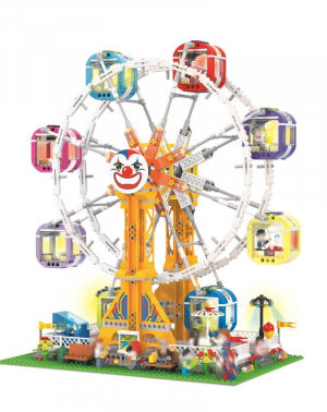 Paradise Funfair Ferris wheel