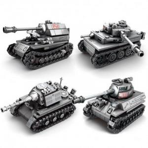 Tank Set - Set of 4 tanks