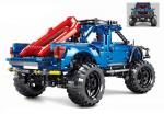 Off Road Car in blue