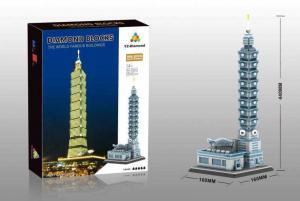 Taipei 101 Gebäude