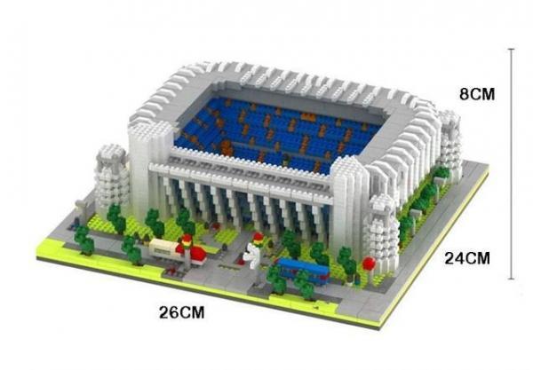 Bernabeu Fußballstadion