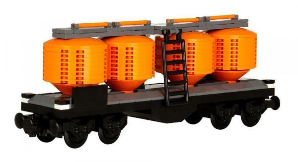 Behälterwagen