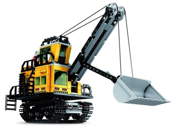 Wandering Earth - Cable Dredger