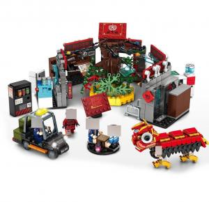 Underground City, 8 in 1 Set