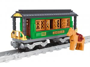 Westernstyle Train