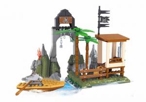 Pirate fortress